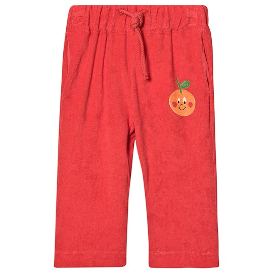 The Animals Observatory Porcupine Pants Red Fruit RED FRUIT