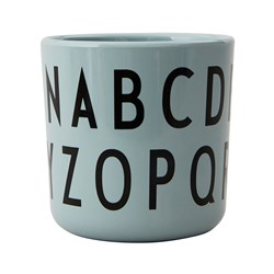 Design Letters Eat & Learn ABC Melamine Cup Green