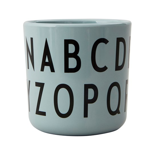 Design Letters Eat & Learn ABC Melamine Cup Green Green