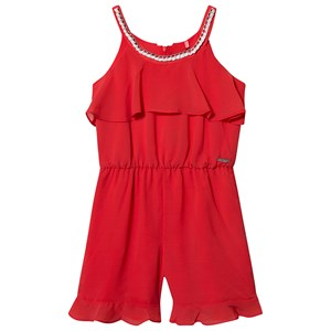 Image of Guess Ruffle Romper Rød 12 years (1495219)