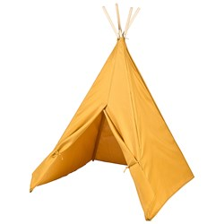 JOX Tipi Play Tent Yellow