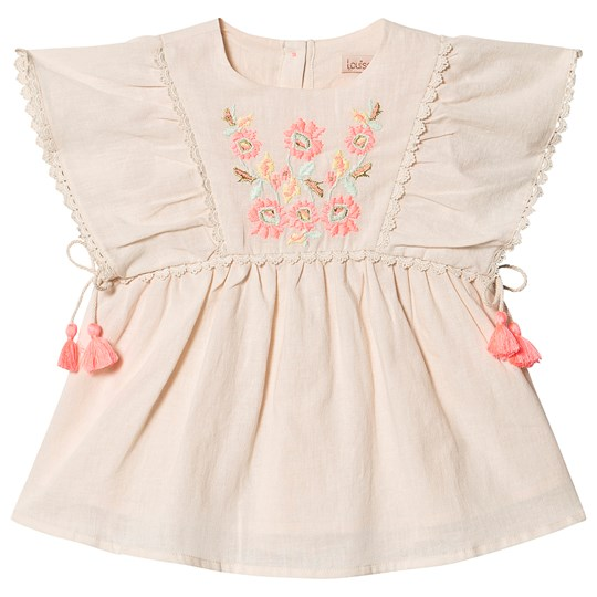 Louise Misha Khalo Dress Light Blush Light Blush