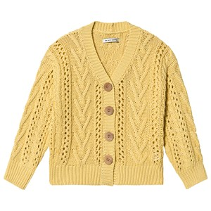 Image of The New Society Claudine Cardigan Primrose Yellow 10 år (1545589)