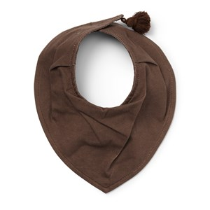 Image of Elodie Dry Bib Chocolate One Size (1577317)