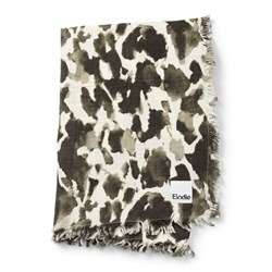 Elodie Soft Cotton Blanket Wild Paris