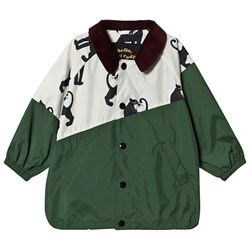 Mini Rodini Lightweight Jacket Dark Green