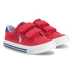 Image of Ralph Lauren Evanston Kids Sneakers Rød 28 (UK 11) (1580999)