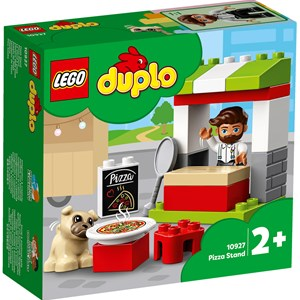 Image of LEGO DUPLO 6288670 LEGO® DUPLO® Town, Pizzabod 24+ months (1578553)