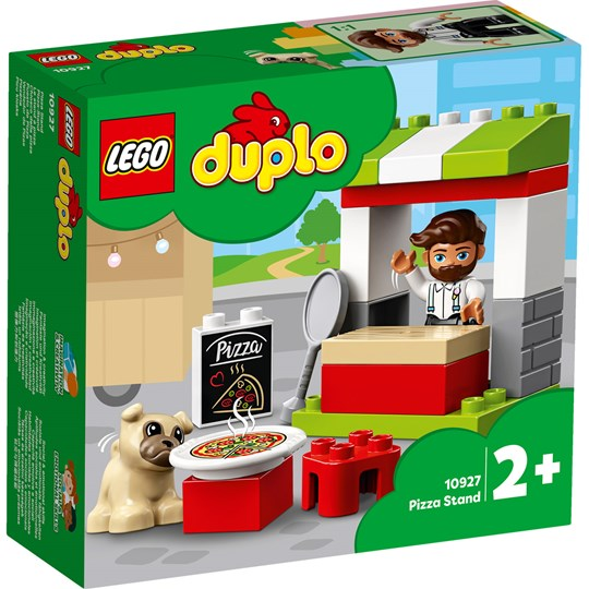 LEGO DUPLO 10927 LEGO® DUPLO® Pizza Stand Red