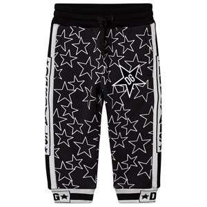 Image of Dolce & Gabbana Millennials Star Sweatpants Sort 5 years (1523892)