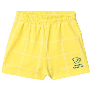 Image of Weekend House Kids Bord Shorts Gul 7-8 Years (1578809)