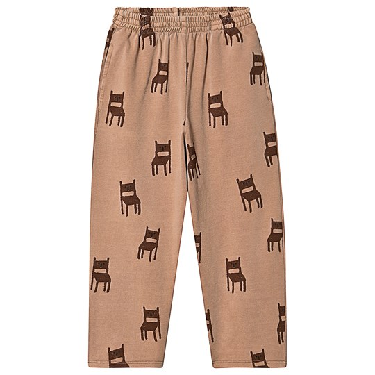 Weekend House Kids Chair Pants Camel Camel