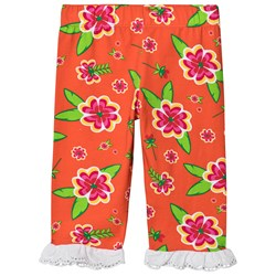 Agatha Ruiz de la Prada Bahia Volang Leggings Orange