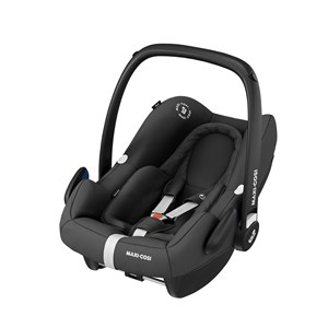 Image of Maxi-Cosi Rock Baby Bæresele Essential Black One Size (1576039)