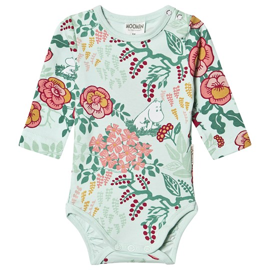 Moomin Flora Baby Body Mint