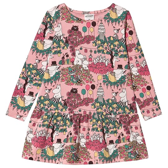 Moomin Party Moment Dress Rose