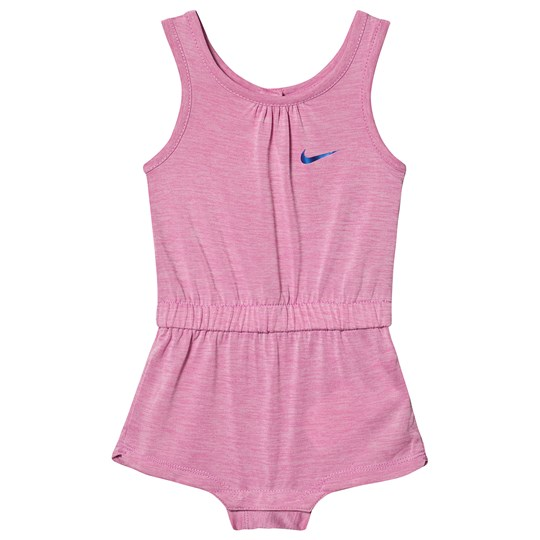 NIKE Swoosh Romper Magic Flamingo ACJ