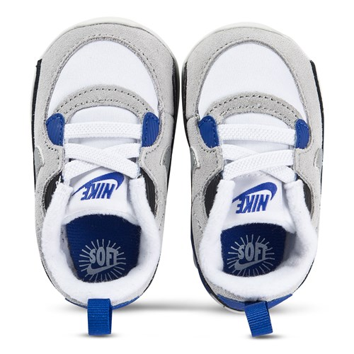 NIKE - Max 90 Crib Shoes Blue/Particle