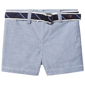 Image of Ralph Lauren Belted Oxford Chino Shorts Blå 18 months (1560424)
