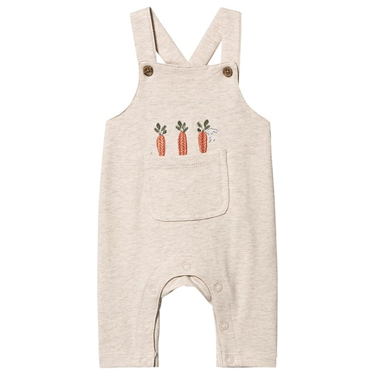 Hust&Claire Mitzy Overalls Wheat Wheat