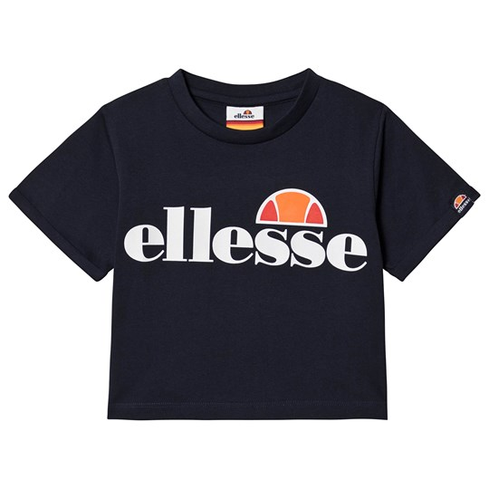 Ellesse Nicky Crop Top Marinblå Navy