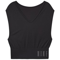 NIKE Logo Training Top Black