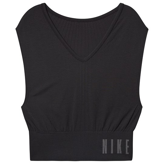 NIKE Logo Training Top Black 100