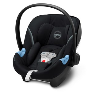 Image of Cybex Aton M i-Size Infant Autostol med SensorSafe® Dyb Sort One Size (1578607)