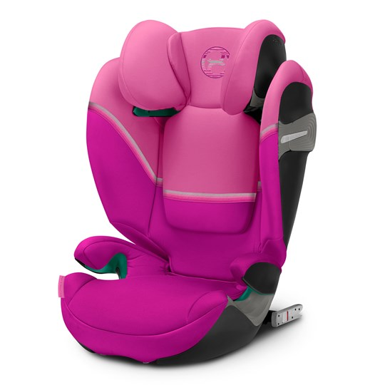 Cybex Solution S-Fix Bältesstol Magnolia Pink Magnolia Pink