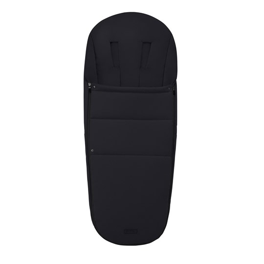 Cybex Gold Footmuff Deep Black Deep Black