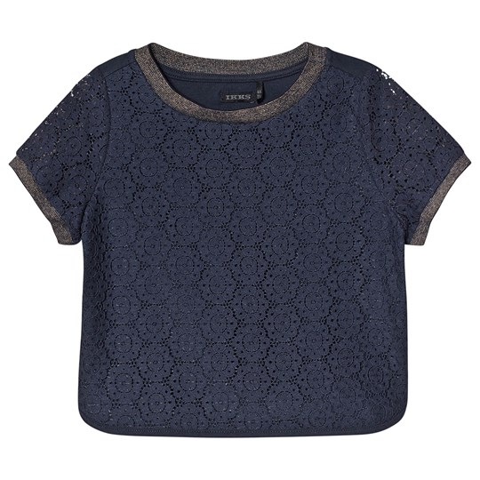 IKKS Trim Tee Navy 48
