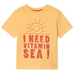 Cyrillus Vitamin Sea Gary T-Shirt Yellow