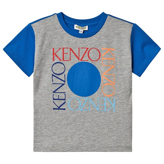 Kenzo Dragon Celebration Tee Marl Grey 25