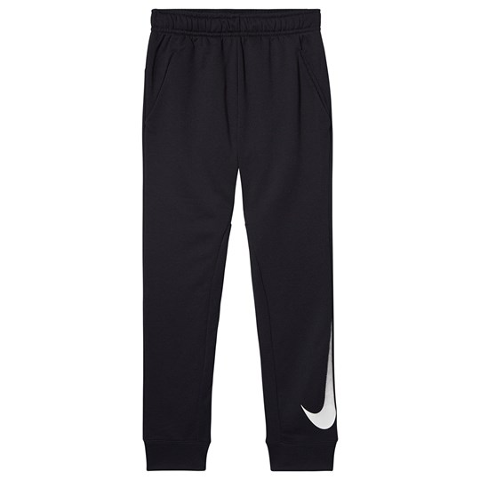 NIKE Logo Sweatpants Black 010