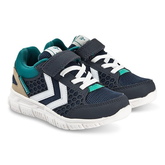 Hummel Crosslite Tex Jr Sneakers Blue Nights Blue Nights