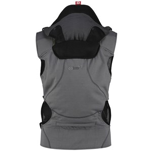 Image of Close Caboo DXGo Baby Carrier Steel Grey One Size (1547800)