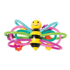 Image of Manhattan Toy Zoo Winkel Bee™ One Size (1547848)