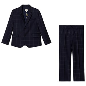 Image of Paul Smith Junior Stor Check Dragt Navy 10 years (1540236)