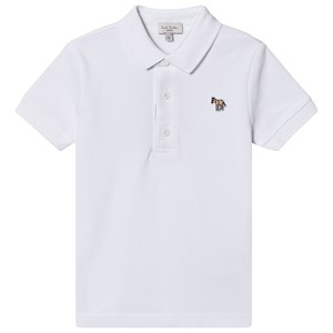 Image of Paul Smith Junior Ridley Pique Polo Skjorte Hvid 16 years (1540005)