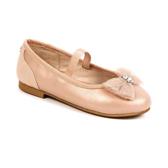 Mayoral Tulle Ballerina Shoes Pink 86