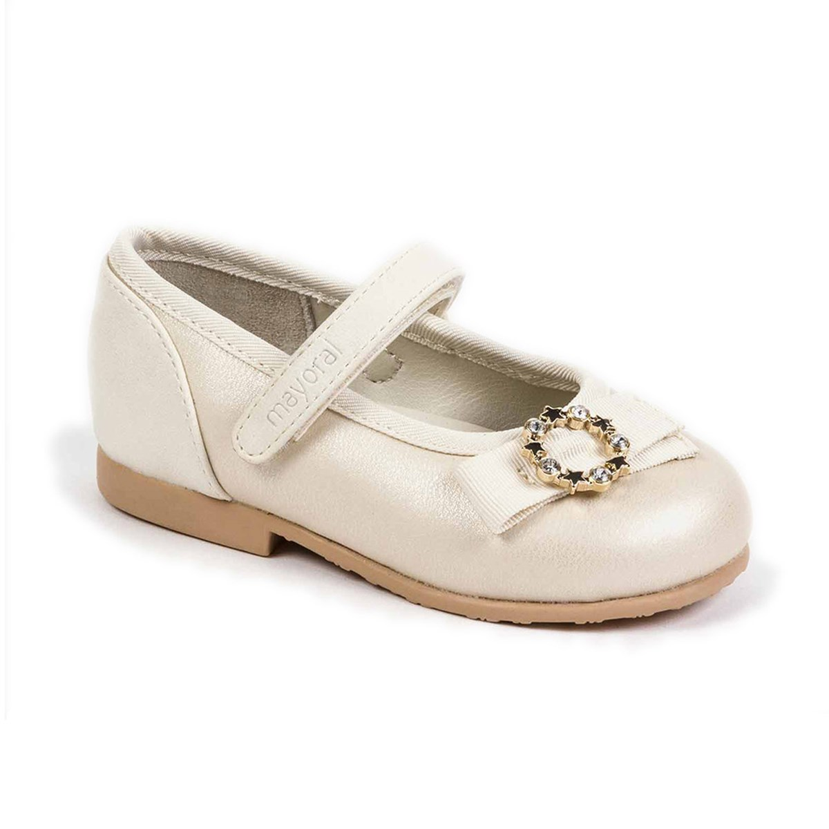 Mayoral - Mary Jane Shoes Off White