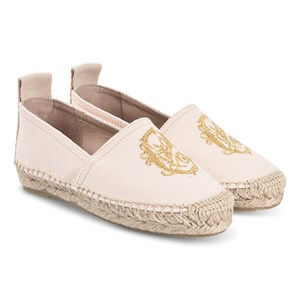 Image of Chloé Arabesque Logo Espadrilles Pale Pink 32 (UK 13) (1548406)
