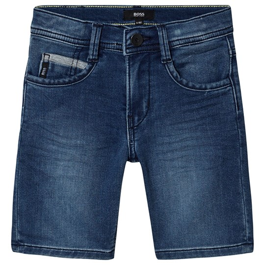 BOSS Denim Shorts Blue Z26