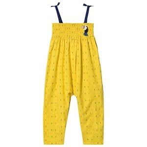Image of Catimini Dot Smocked Jumpsuit Gul 18 months (1548580)