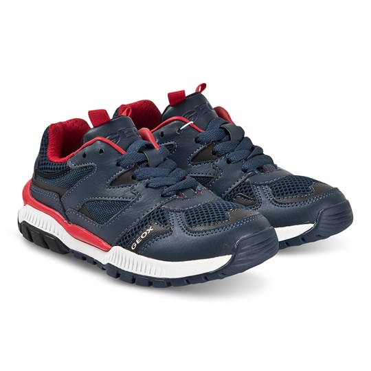 Geox Tuono Sneakers Navy/Red Navy/Red