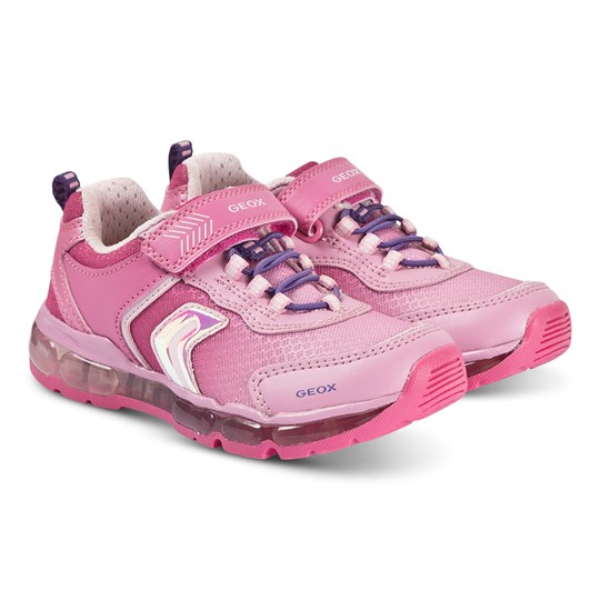 Geox Android Sneakers Pink Fuchsia
