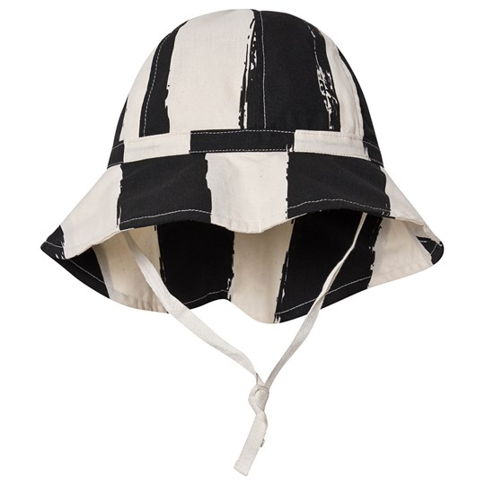 Noe & Zoe Berlin Bucket Hat Black Stripes black stripes XL
