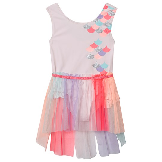 Billieblush Swimsuit with Tulle Skirt Pink 46F