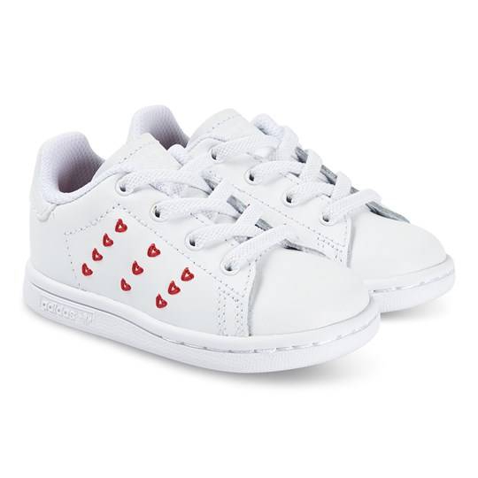 adidas Originals Stan Smith Infants Sneakers White/Hearts ftwr white/ftwr white/lush red