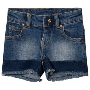 Image of The Marc Jacobs 2 Tone Denim Shorts Blå 4 years (1547119)